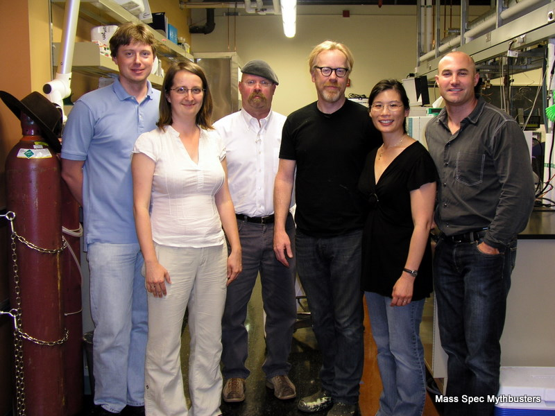 Mythbusters Episode 135